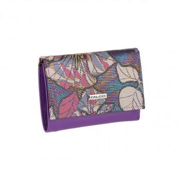 Falco kožni novčanik sa cvjetnim printom