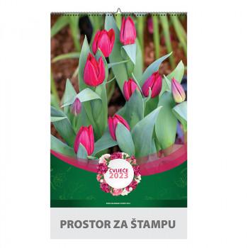 Kalendar ''Cvijeće'', 6+1, B3