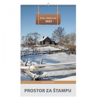 Kalendar ''Etno''