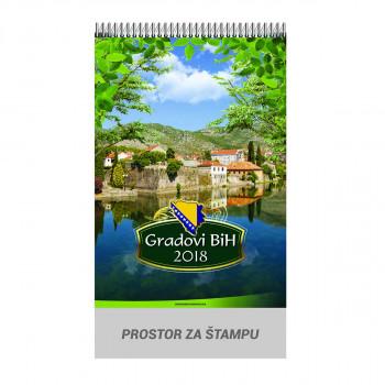 Kalendar ''Gradovi'', BH 6+1, B3