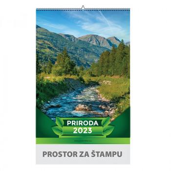 Kalendar ''Priroda''
