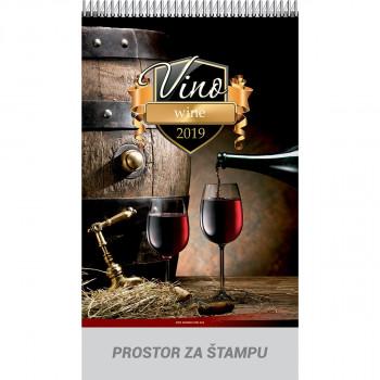 Kalendar ''Vino'', 6+1, B3