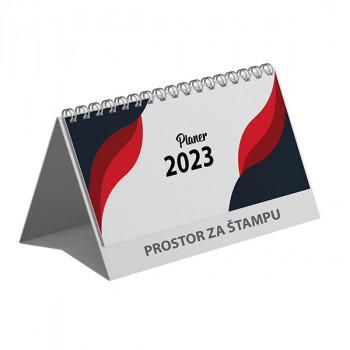 Kalendar stoni planer, 54 lista