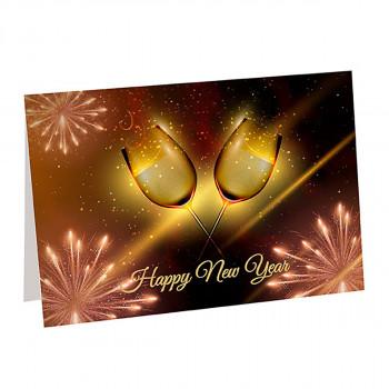 Čestitka ''Happy New Year 04