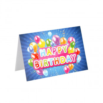 Greeting card ''Happy birhday 05''