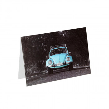 Greeting card ''Classic Car''