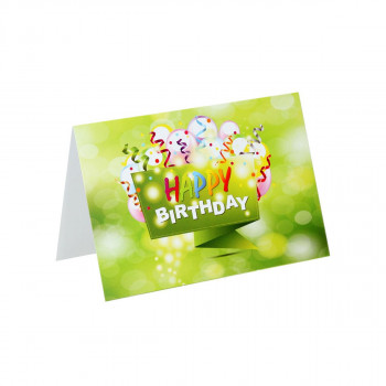 Greeting card ''Happy birthday 01''