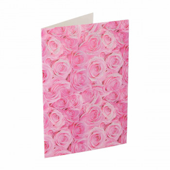 Greeting card 3D ''Casual 02''