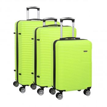 Trolley case set ''Go Explore'', 3pcs in set