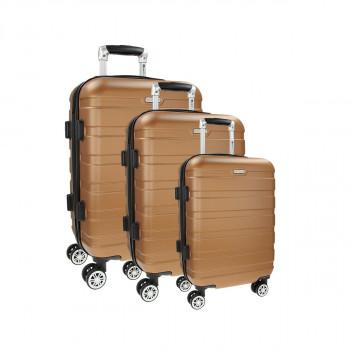 Trolley case set ''Skymate'', 3pcs in set
