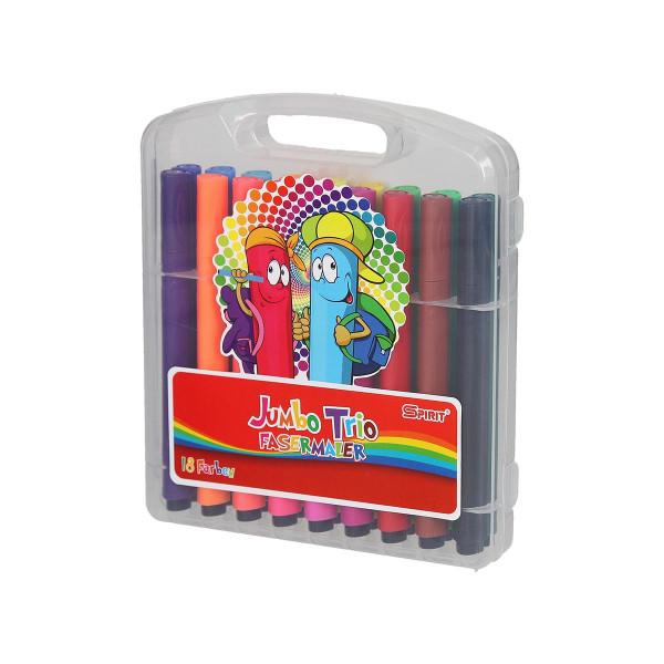 Flomaster ''JUMBO TRIO'', PVC pakovanje