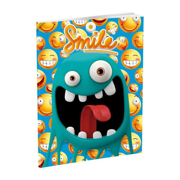 Sveska A4 ''Smile'', 52 dikto lista