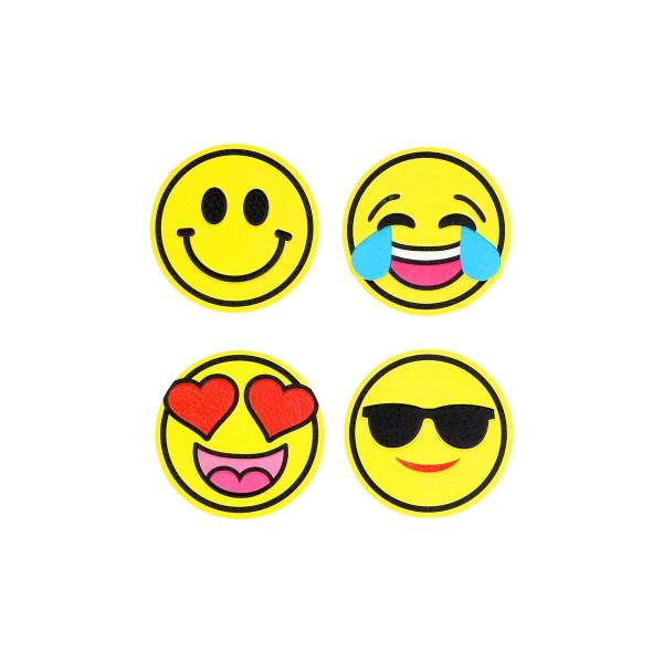 Stiker ''SMILES'', 4/1