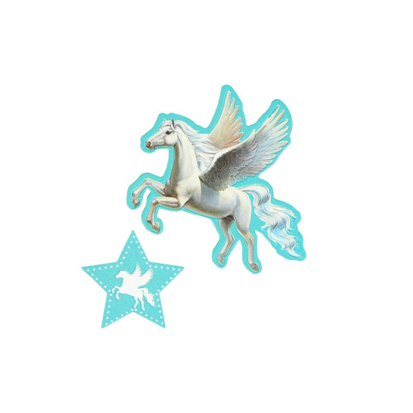 Sticker ''UNICORN'' Patch Me, 2/1 (Blister)