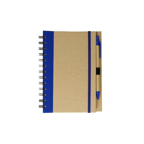 Set blok i hemijska olovka ''Craft''