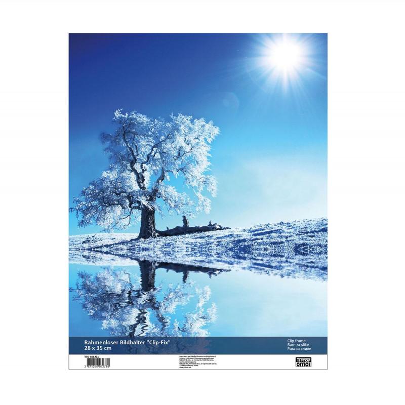 Clip Fix Frame 28x35cm 3871284032714 Gataric Group