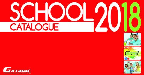 SCHOOL BAGS & BACKPACKS