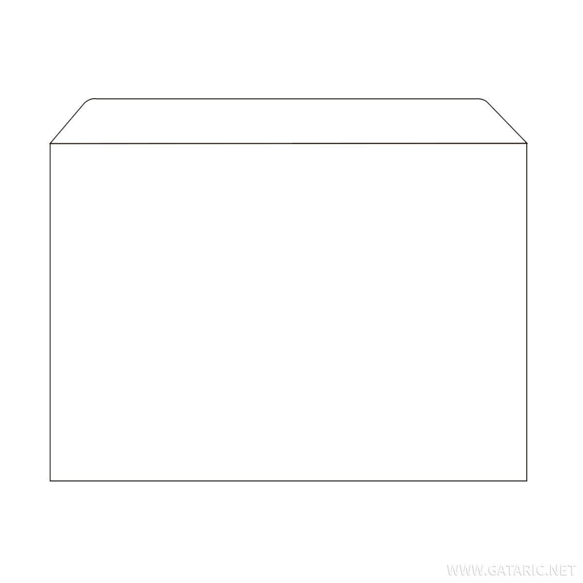 Envelope, B5