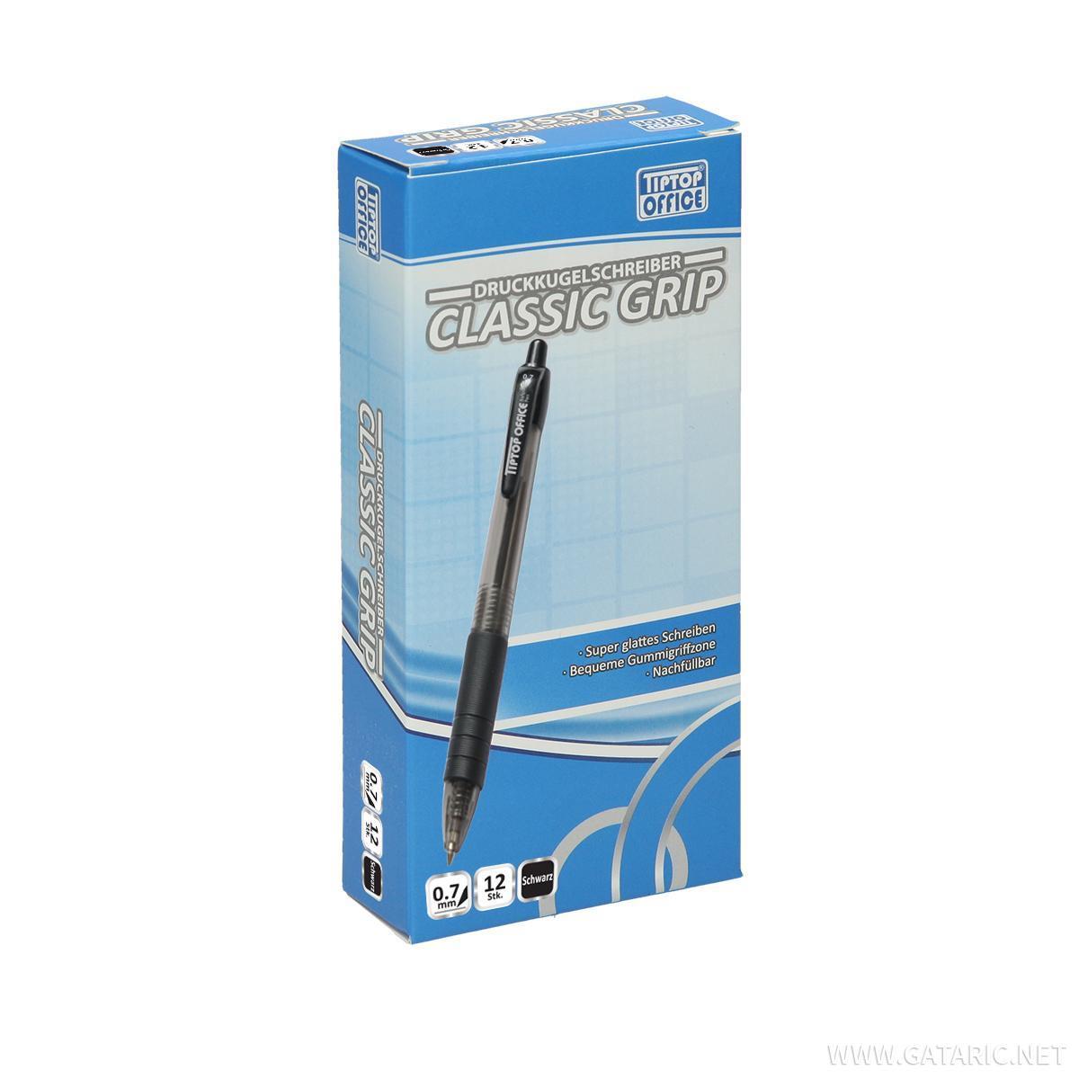 Hemijska olovka ''Classic Grip'', 0.7mm