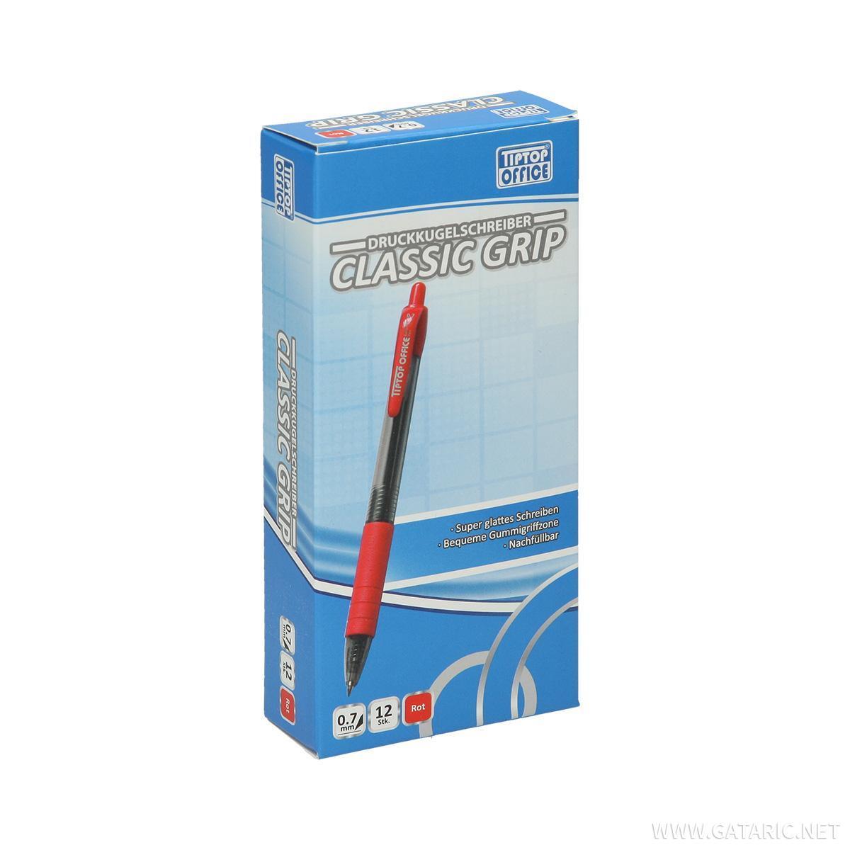 Hemijska Olovka ''Classic Grip'' 0.7mm, 1/1