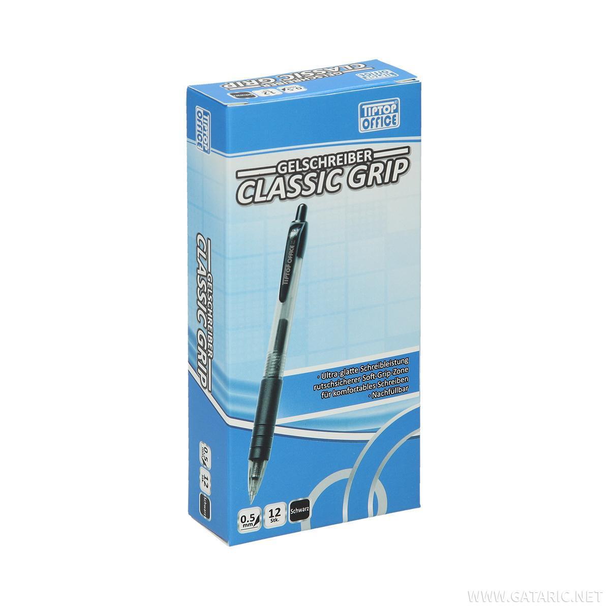Gel olovka ''Classic Gel'', 0.5mm