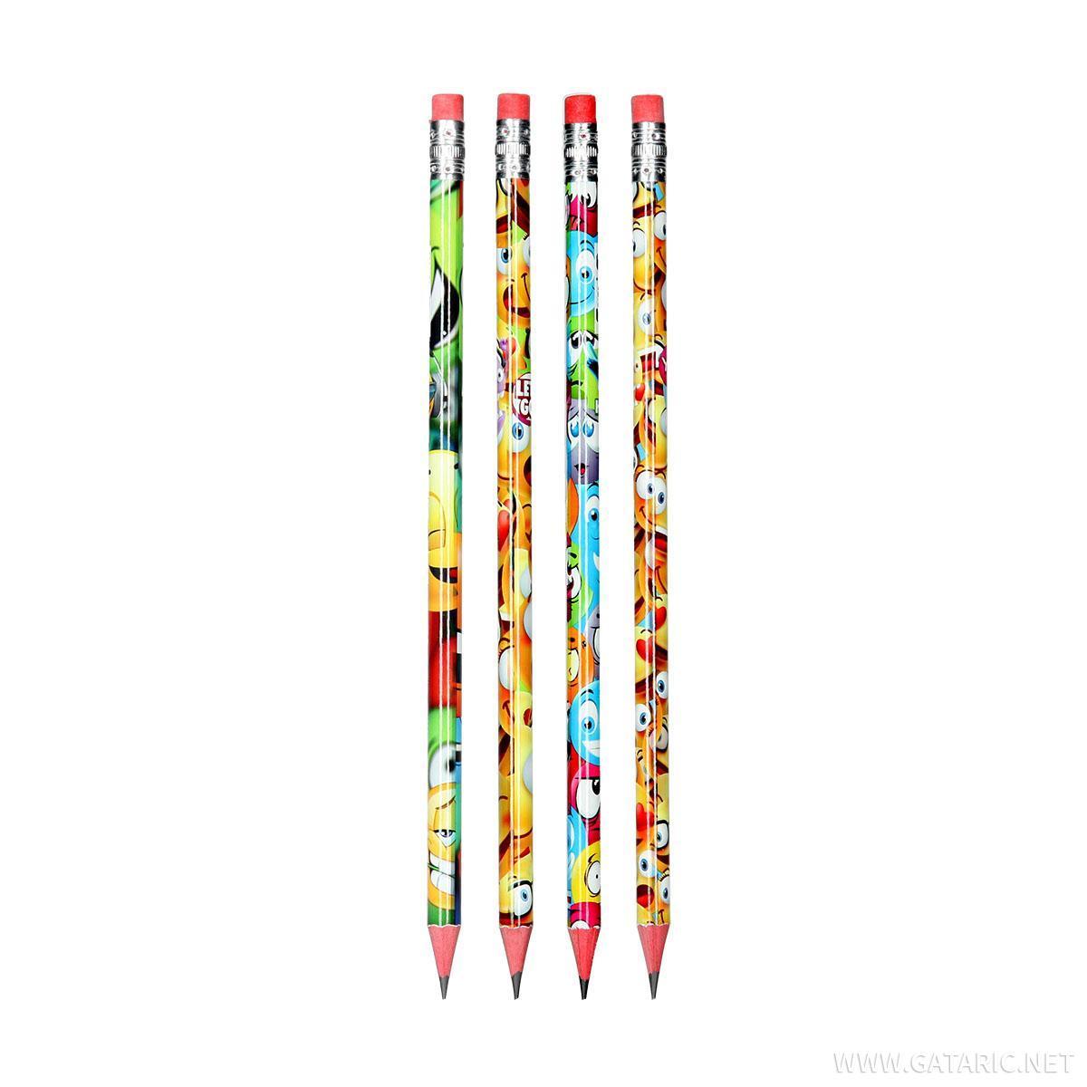 Grafitna olovka ''HAPPY''