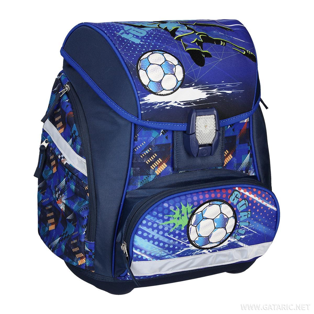 Torba set ''Football Player'', LED kopča