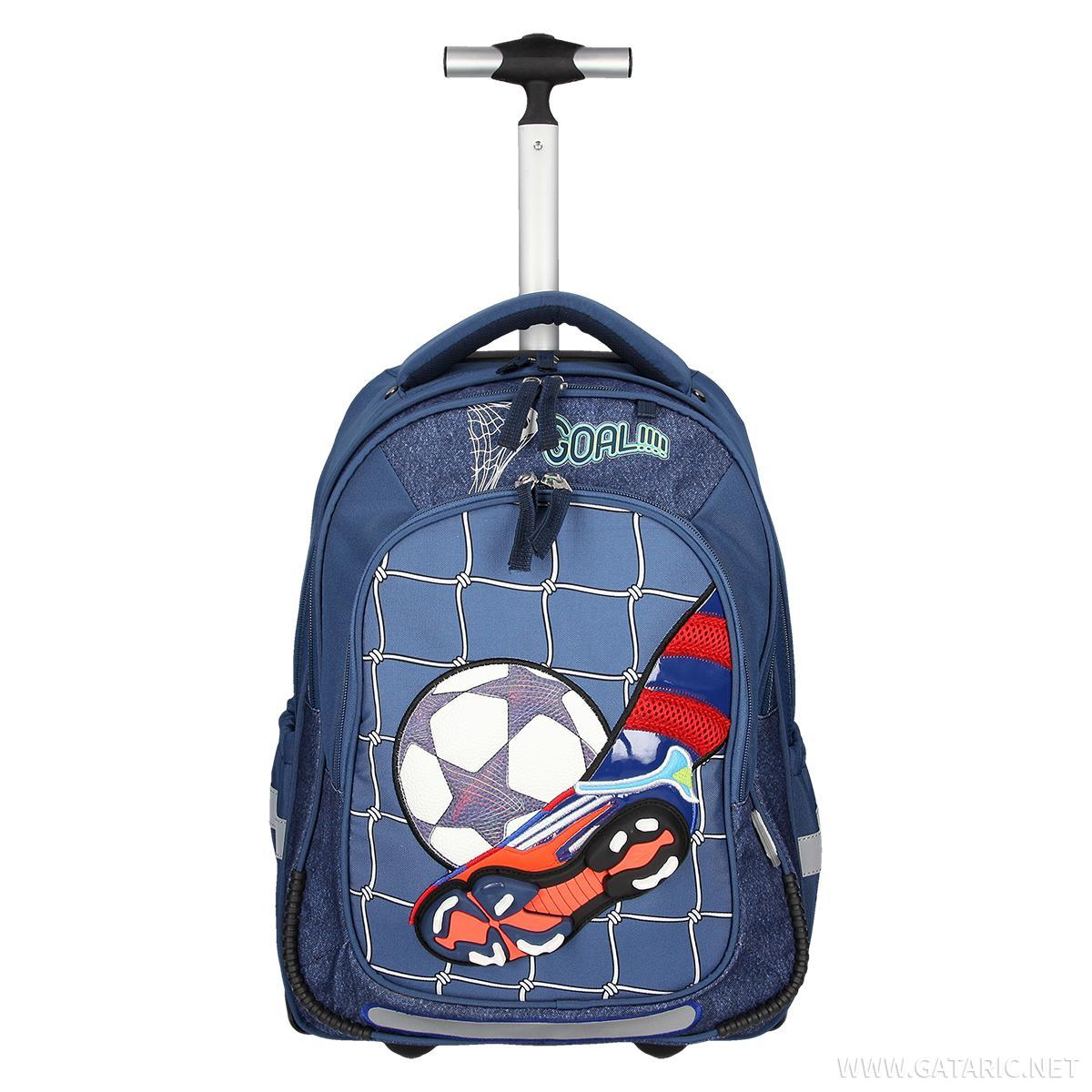Backpack ''TROLLEY FOOTBALL''