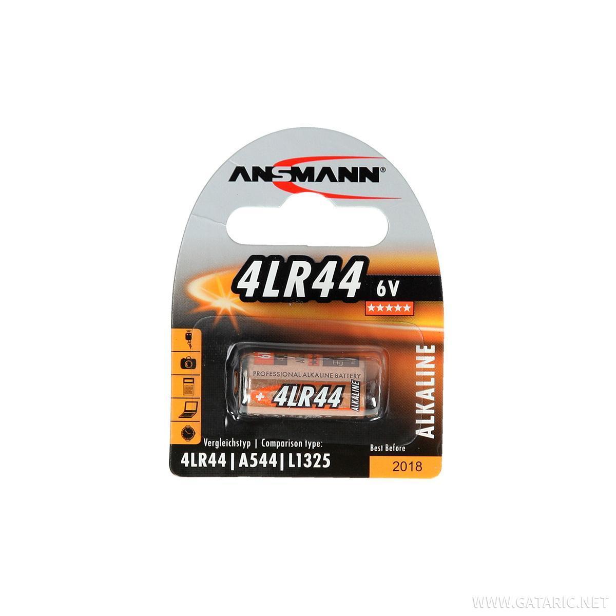 Alkalna baterija