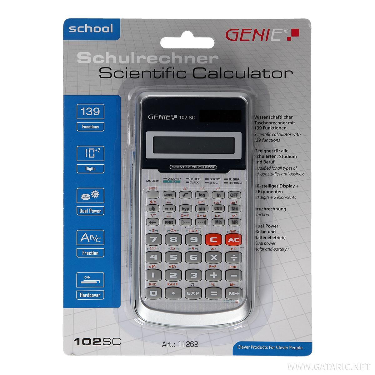 Matematički digitron ''102 SC''