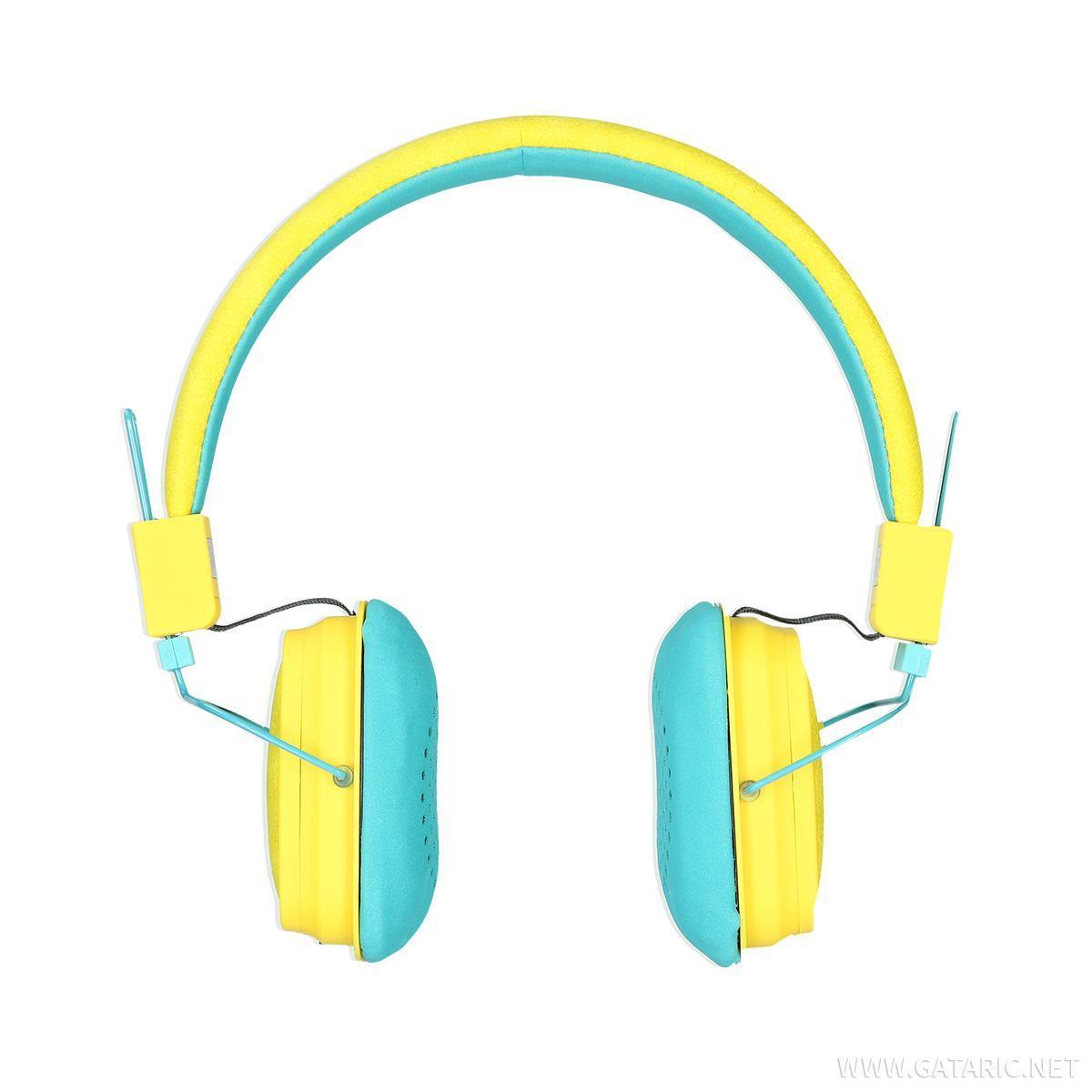 AUX slušalice ''HV-H358F''