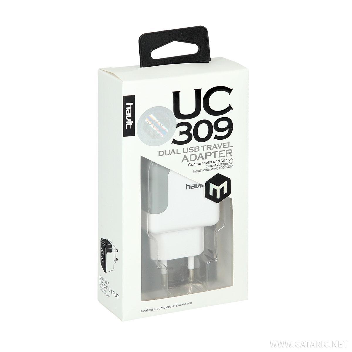 Punjač za telefon ''HV-UC309''