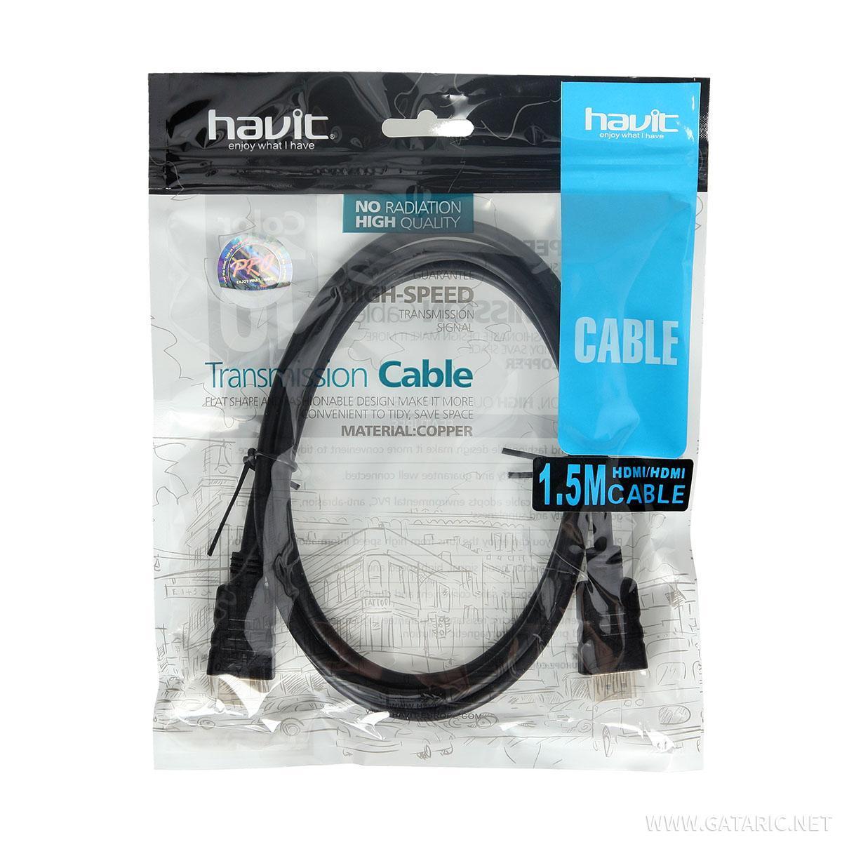 HDMI kabal 1.5m, 1.4PB