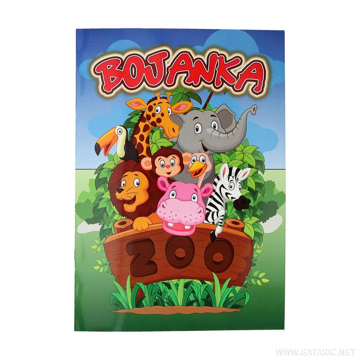 Bojanka ''ZOO''