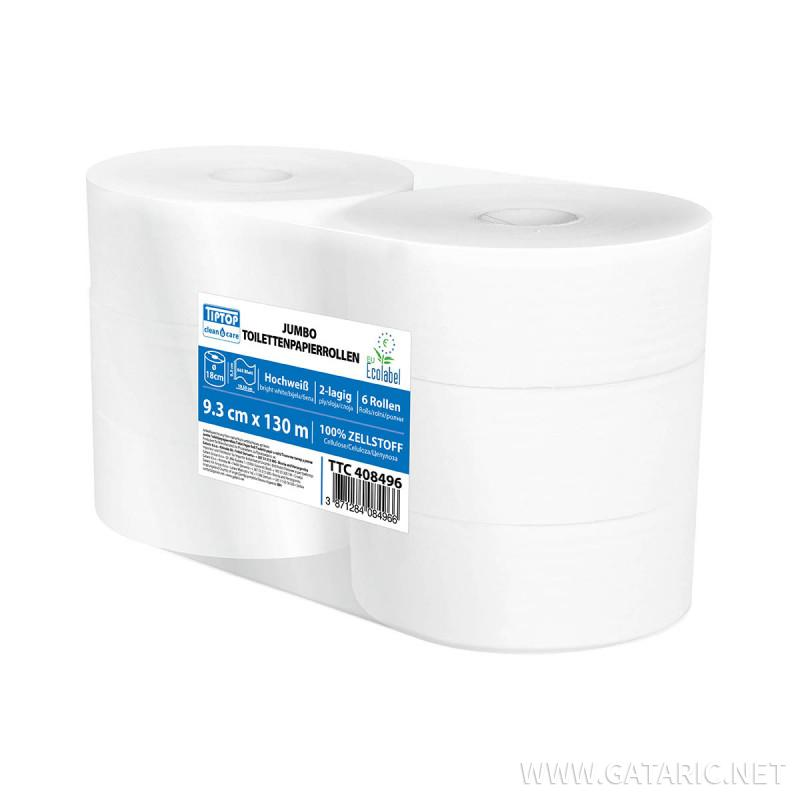 Jumbo toaletni papir 130m
