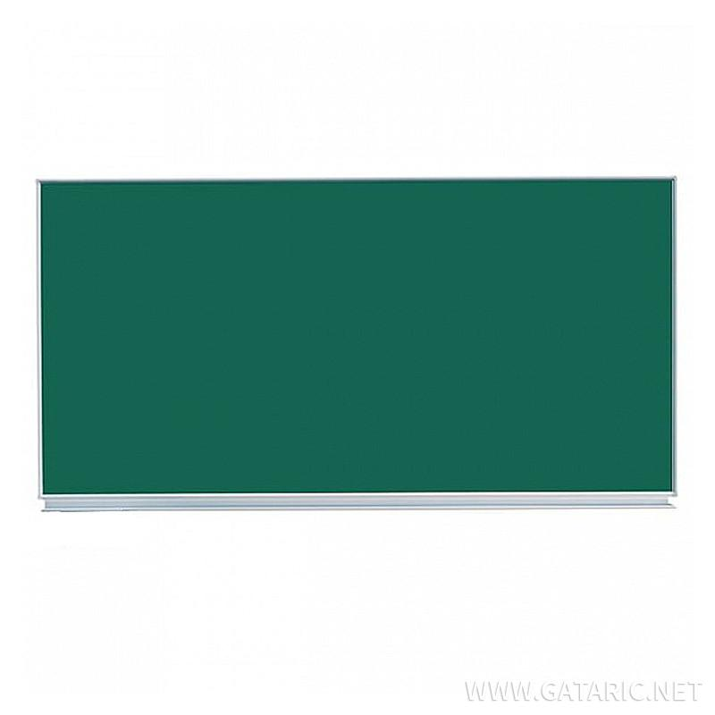 Školska tabla 240x120, zelena