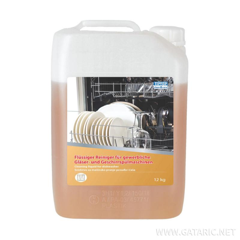 Cleaning liquid for dishwasher 12kg