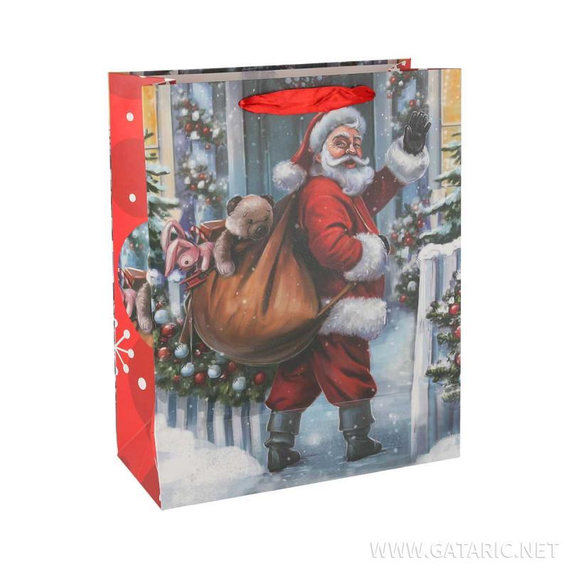 Poklon vrećica ''Santa II''