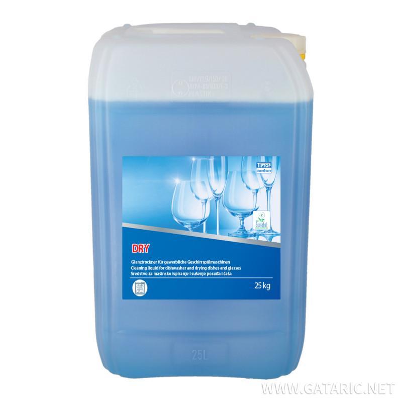Glanztrockner für Gläser-und Geschirrnspülmaschinen 25kg - DRY