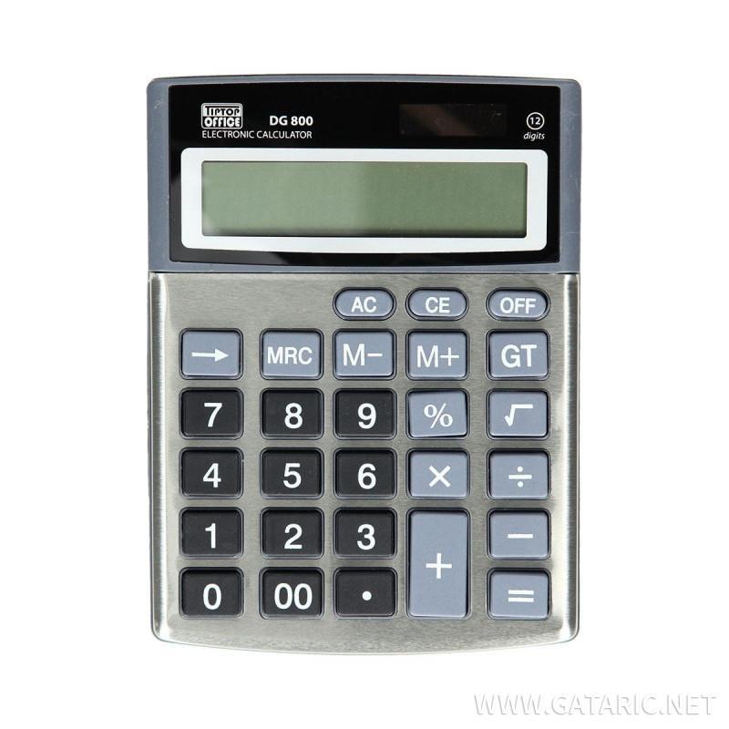Kancelarijski digitron ''DG-800'', 12 cifara