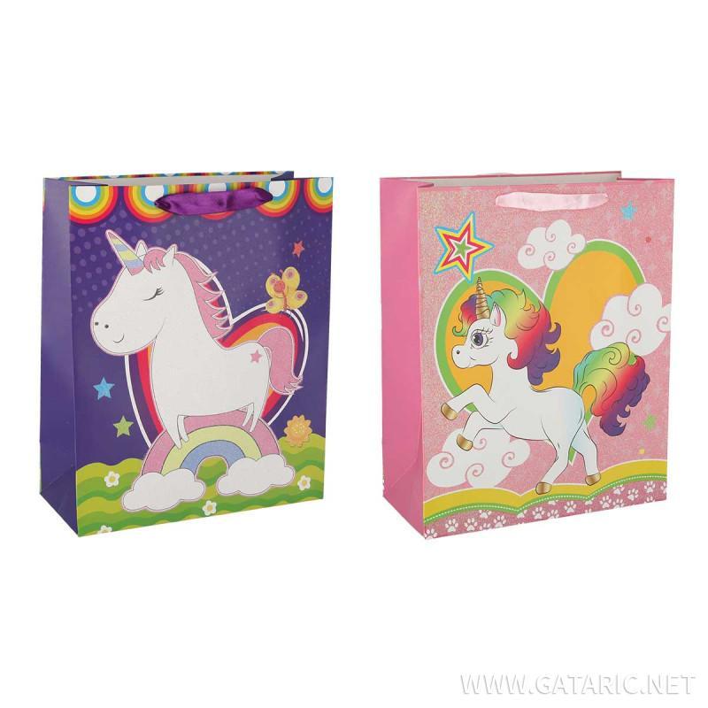 Poklon vrećica ''Unicorn'', L