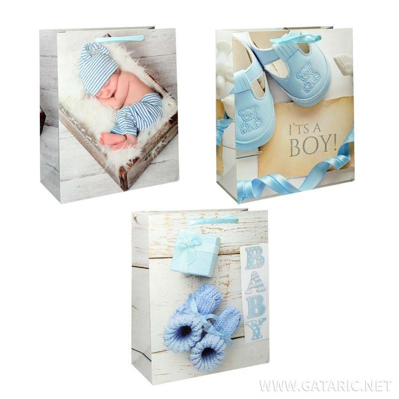 Poklon vrećica ''Baby boy''