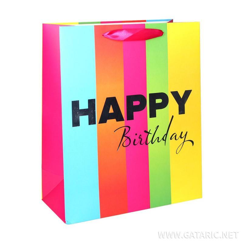 Poklon vrećica ''Happy B-day''
