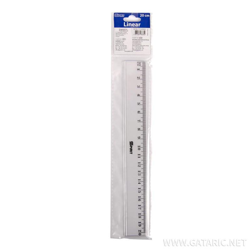 Ruler, 20cm