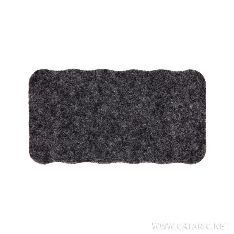 Whiteboardlöscher mit Magnetkern, 110x57x25mm