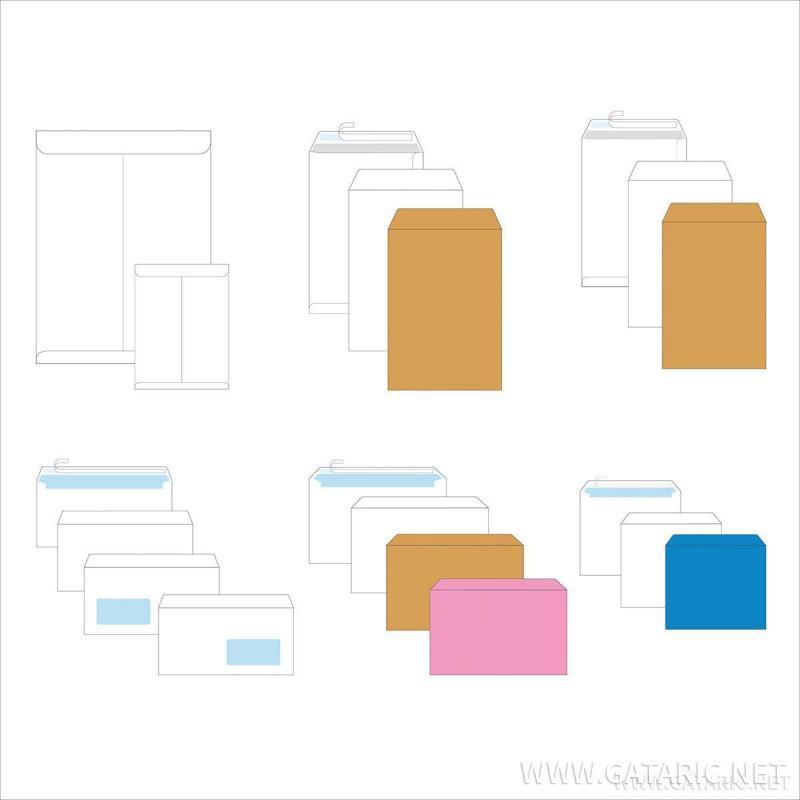 Mailing Bag C4, 10/1