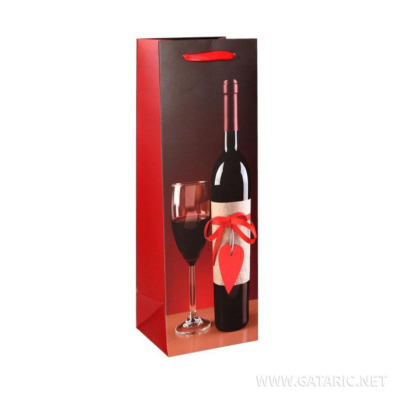 Gift bag Wine'', for bottle