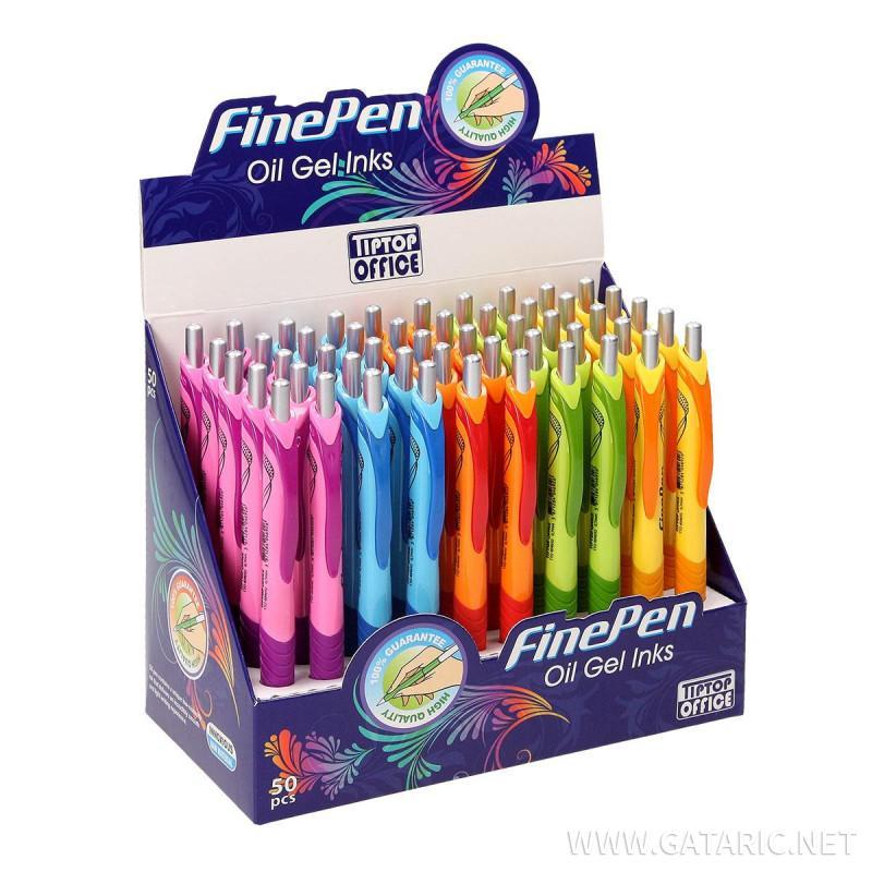 Gel olovka ''Fine Pen'', 0.7mm