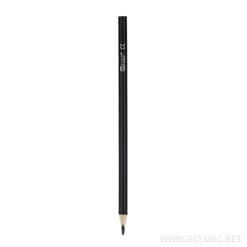 Drvena bojica ''Premium'', 3.0mm crna