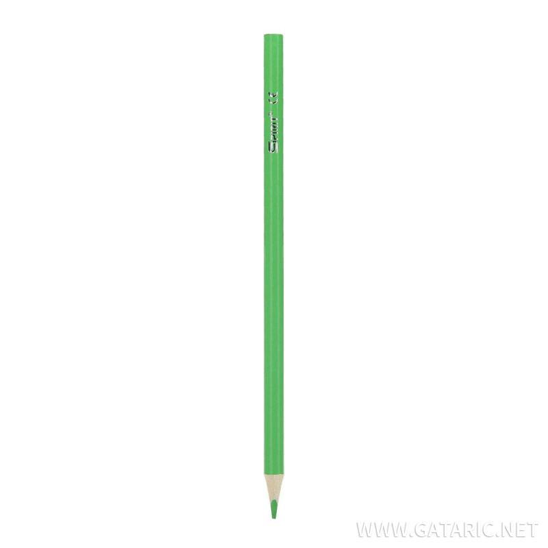 Drvena bojica ''Premium'', 3.0mm svetlo zelena